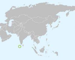 Test Państwa Na Mapie Azja Testomaniakpl Testy Online