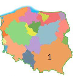Test Regiony Historyczno Geograficzne Polski Testomaniakpl