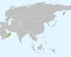 Test Panstwa Na Mapie Azja Testomaniak Pl Testy Online